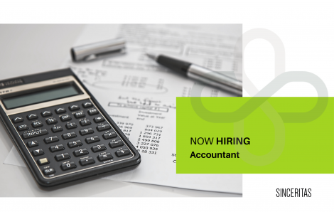 OPEN POSITION: Accountant